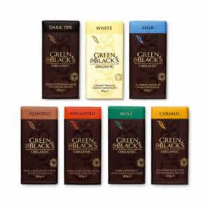 A PREMIUM RANGE OF CHOCOLATE